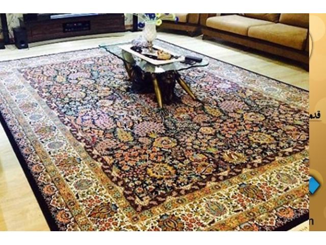 ترمیم فرش در قالیشویی شربت اوغلی
