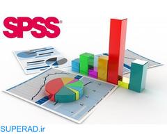 اموزش خصوصی نرم افزار های SPSS و AMOS و Smart PLS و ...