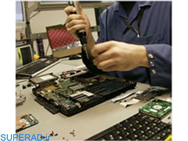 عیب یابی و تعمیر انواع لپ تاپ وکامپیوتر- ریکاوری انواع  هارد