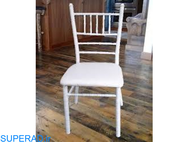 تولید میز و صندلی رستوران نو ودست دوم