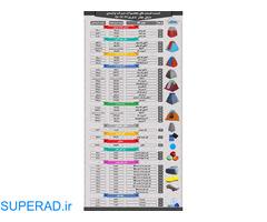 فروش چادر کوهنوردی، قیمت چادر کوهنوردی ارزان – چادر کوهنوردی ایرانی – چادر عصایی