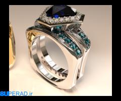طراحی و ساخت اختصاصی طلا و جواهر