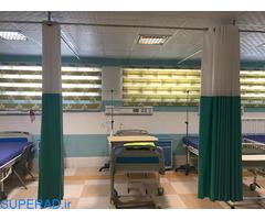 پرده بیمارستانی آنتی باکتریال
