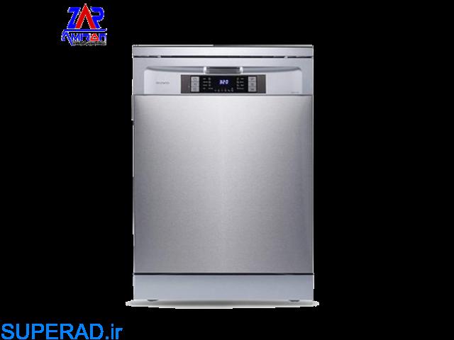 ماشین ظرفشویی دوو 14 نفره DDW-M1412S DAEWOO
