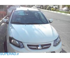 فروش خودروی صفر کوییک دنده ای سفید
