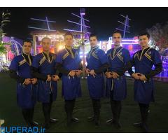 آموزش رقص آذری کودکان در تهران