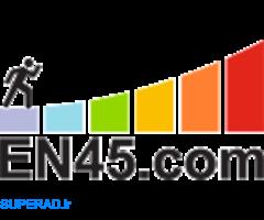 آموزش زبان آنلاین En45