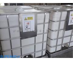 فروش و تولید انبوه مخازن پلی اتیلن  IBC
