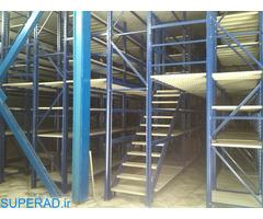 قفسه بندی انباری (راک)تولید انواع قفسه سینافرم