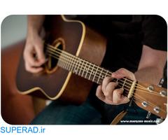آموزش گیتار شرق تهران