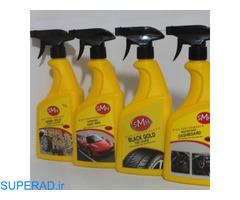 شرکت بازرگانی SMH ارائه کننده لوازم جانبی و اسپری رنگ خودرو با کیفیت و استاندارد