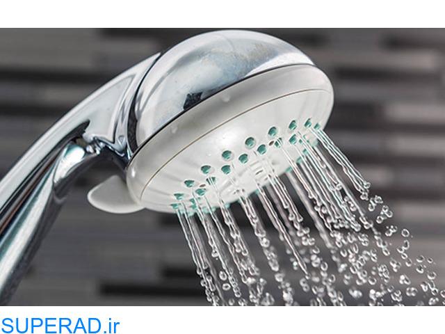 اتوبار غرب تهران و تمیزی سردوش حمام