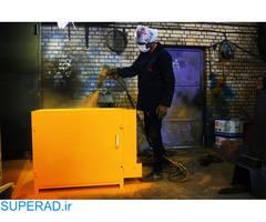 کولاک فن تولید خنک کننده های ماینر ارز درجنوب کشور