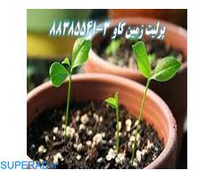 پرلیت و پرورش بذر Perlite