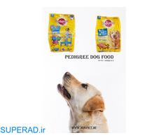 فروش غذای خشک سگ پدی گری