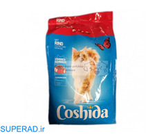 فروش غذای خشک گربه کوشیدا