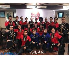 کلاس رقص در تهران