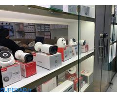تولید، فروش و پخش عمده دوربین مداربسته و دزدگیر اماکن