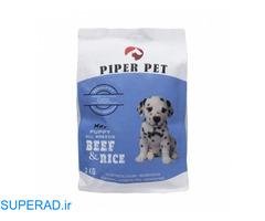 خرید غذای خشک توله سگ پی پرپت
