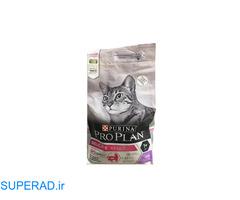 خرید اینترنتی غذای گربه