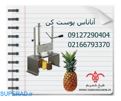 پوستکن آناناس شرکت طبخ شمیم