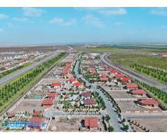 فروش 500 متر زمین گلبهار