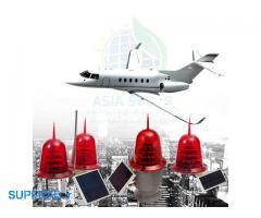 چراغ دکل خورشیدی آسیا سولار، چراغ دکل سولار SL440-55