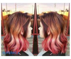 واکس مو رنگ موقت مسی گلدن رین مدل ultra شماره Cr4.37