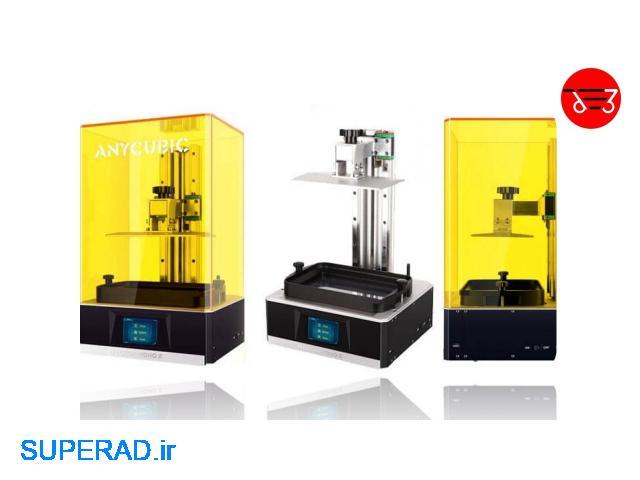 خدمات و فروش پرینتر سه بعدی