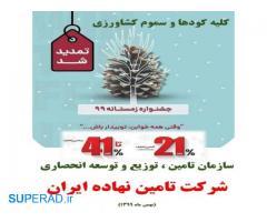 خرید و فروش عمده انواع کود با تخفیف 21 تا 41 درصد