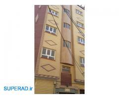 فروش ساختمان چهار طبقه با پیلوت به صورت نقدی
