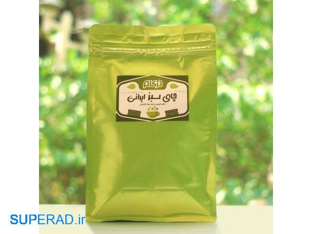فروش چای سبز قلم ایرانی درجه یک