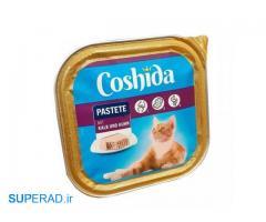 انواع کنسرو گربه