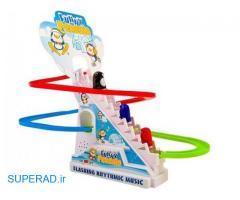 اسباب بازی پله برقی پنگوین