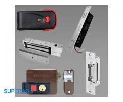 قفل های برقی ( مگنتی ٬ شفتی ٬ مقابل برقی و ریموتی )