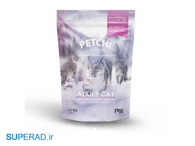 غذای گربه ساخت ایران