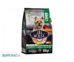 غذای سگ رویال ایرانی