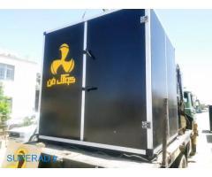 تولید انواع فن باکس هایسایلنت طرح آلمان 09121865671