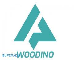 فروش چوب ترموود وودینو
