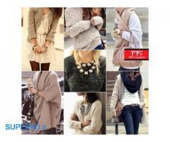 فروش عمده لباس زنانه (راحتی - مجلسی)