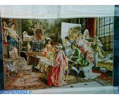 فروش عمده و خرده تابلو فرش و فرشهای دستبافت