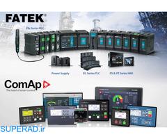 نماینده رسمی محصولات FATEK پی ال سی فاتک PLC FATEK