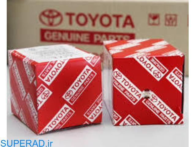 تهیه وتامین قطعات اصلی خودروهای تویوتا