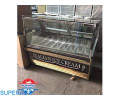 تاپینگ بستنی صنعتی