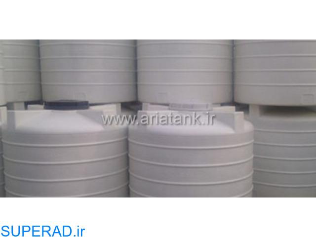 تولید مخازن پلی اتیلن آريا پلاست آكام