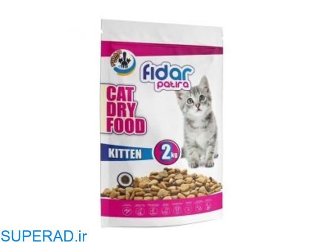 غذای خشک گربه ایرانی