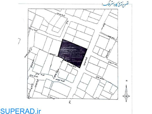 فروش زمین مسکونی شهر لاهیجان انبوه سازی