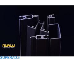 تولید انواع مقاطع اکسترودی هارد پی وی سی (Hard PVC/Rigid PVC)