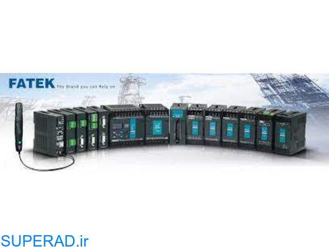 فروش محصولات فاتک FATEK-PLC,HMI,POWER