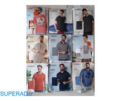 فروش بسته 5 کیلویی لباس مردانه برند اروپایی